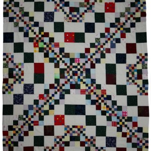 The All Square Quilt