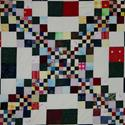 All Square Patchwork Quilt Pattern