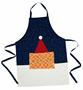 Christmas Patchwork Apron