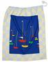 Laundry Bag Patchwork Pattern