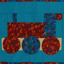 Choo Choo Baby Quilt Pattern