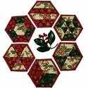 Christmas Coasters Patchwork Project