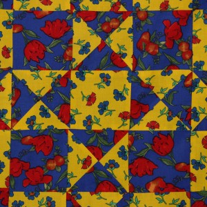 An easy to make quilt